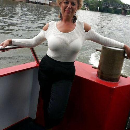 Reife Blondine sucht Ficktreffen in Cottbus